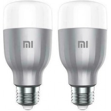 Xiaomi Mi LED Smart Bulb White And Color 2-Pack (GPX4025GL)