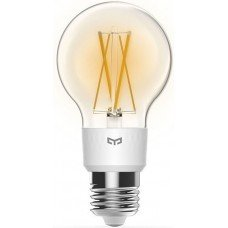 Yeelight Smart Led Filament Bulb E27 6W Θερμό Λευκό  YLDP12YL