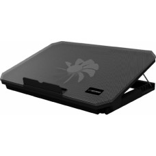 "Esperanza Cooling Fan For laptop έως 15.6"" Black EA141"