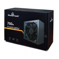 POWERTECH τροφοδοτικό για PC PT-906, 750W, Active PFC (RT-906)