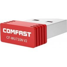 Wireless Mini USB Adapter Comfast CF-WU710N v2.0 150 Mbps
