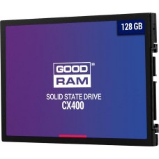 "GOODRAM SSD CX400 128GB, 2.5"", SATA III, 550-450MB/s, 7mm, 3D NAND/ SSDPR-CX400-128"