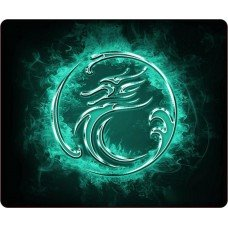 Gaming Mousepad iMICE Estone Green Dragon Αντιολισθητικό 290x244mm Μαύρο