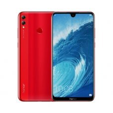 Honor 8X Dual Sim 4GB/128GB Red EU