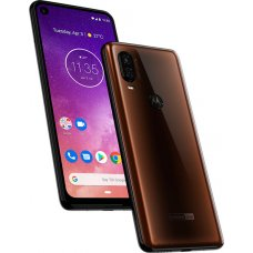 Motorola One Vision 6.3in/21:9 4GB/128GB 48MP+25MP Bronze Gradient (GR)