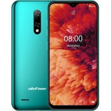 """ULEFONE Note 8P  5,5"""" 2/16GB  Android 10 Go Edition Midnight Green"""