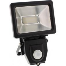 WELL Προβολέας LED 10W SMD με αισθητήρα / 13161