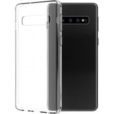Hoco Crystal Series Back Cover Σιλικόνης Διάφανο (Galaxy S10)