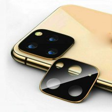IPHONE 11 PRO / 11 PRO MAX CAMERA GLASS GOLD