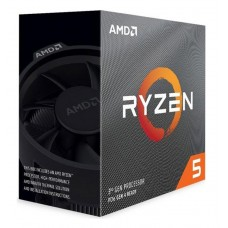 AMD CPU Ryzen 5 3600, 3.6GHz, 6 Cores, AM4, 35MB, Wraith Stealth cooler