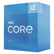INTEL CPU Core i3-10105, 4 Cores, 3.70GHz, 6MB Cache, LGA1200