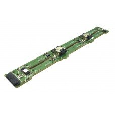 "DELL used Hard Drive Backplane D109N 2.5"" 1x6 SAS/SATA for R610, R810"