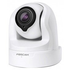 FOSCAM IP κάμερα F19926P, WiFi, Full HD, 2MP, 4x optical zoom, λευκή