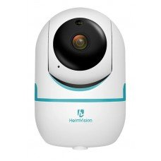 HEIMVISION IP Camera HM202A, WiFi, 3MP, 2-way audio, λευκή