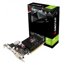 BIOSTAR VGA NVIDIA GeForce GT710 VN7103THX6 Low Profile, DDR3 2GB, 64bit