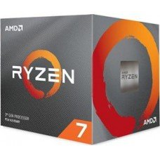 AMD CPU RYZEN 7 3700X, 8C/16T, 3.6-4.4GHz, CACHE 4MB L2+32MB L3, SOCKET AM4, BOX, 3YW.