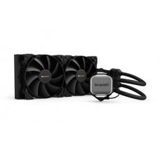 BEQUIET CPU HYDRO COOLER PURE LOOP 280MM BW007, INTEL 1200/2066/1150/1151/1155/2011(-3) SQUARE ILM; AMD: AM4/AM3(+), PUMP SPEED 5500RPM, 2 FAN X 140MM, 3YW.