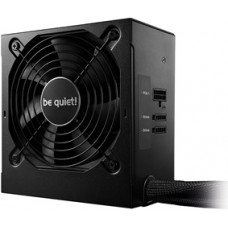 BEQUIET PSU SYSTEM POWER 9 CM 400W BN300, BRONZE CERTIFIED, SEMI-MODULAR AND FLAT CABLES, 12CM QUIET & COOL FAN, 3YW.