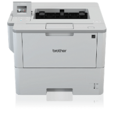BROTHER PRINTER LASER MONO HL-L6400DW, A4, 50ppm, 1200x1200 dpi, 512MB, 150000P/M, USB/NETWORK/WIRELESS, DUPLEXER, 520P TRAY, 3YW.