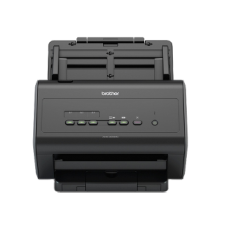 BROTHER SCANNER ADS-2400N, DESKTOP DOUBLE SIDED A4, 40 PPM, 50 PAGE ADF, GREEK OCR, USB, NETWORK, 3YW.