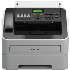 BROTHER FAX MONO FAX-2845, C/F, A4, 20cpm, 300x600 dpi, 16MB, 10.000P/M, 3YW.