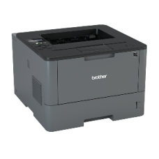 BROTHER PRINTER LASER MONO HL-L5100DN, A4, 40ppm, 1200x1200 dpi, 256MB, 50.000P/M, USB/NETWORK, DUPLEXER, 3YW.