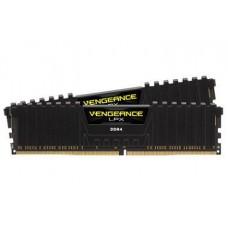 CORSAIR RAM DIMM XMS4 KIT 2x16GB CMK32GX4M2E3200C16, DDR4, 3200MHz, LATENCY 16-20-20-38, 1.35V, VENGEANCE LPX, XMP 2.0, BLACK, LTW.