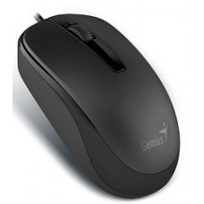 GENIUS MOUSE DX-120, WIRED, USB, OPTICAL, BLACK, 2YW.