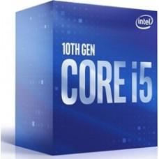 INTEL CPU CORE i5 10400, 6C/12T, 2.90GHz, CACHE 12MB, SOCKET LGA1200 10th GEN, GPU, BOX, 3YW.
