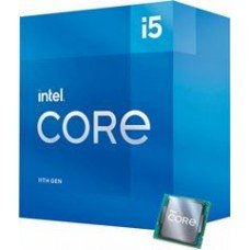 INTEL CPU CORE i5 11400, 6C/12T, 2.60GHz, CACHE 12MB, SOCKET LGA1200 11th GEN, GPU, BOX, 3YW.