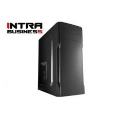 INTRA PC AMD BUSINESS_FREE, AMD RYZEN 5 3400G, 8GB DDR4 2666MHz, AMD VGA GRAPHICS VEGA 11, 240GB SSD, DVD R/RW, LAN GB, MIDI TOWER, 500W PSU, NO_OS, 3YW.