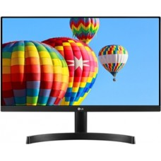 """LG MONITOR 22MK600M-B, LCD TFT IPS LED, 21.5"""", 16:9, 250 CD/M2, 5.000.000:1, 5MS, 1920x1080, 2xHDMI/D-SUB/HP OUT, 3YW & 0 PIXEL."""