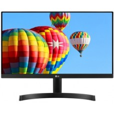 """LG MONITOR 27MK600M-B, LCD TFT IPS LED, 27"""", 16:9, 250 CD/M2, 5.000.000:1, 5MS, 75Hz, 1920x1080, 2xHDMI/D-SUB/HP OUT, 3YW & 0 PIXEL."""