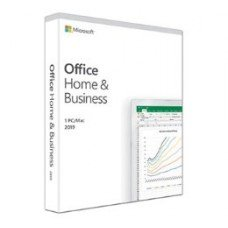 MS OFFICE 2019 HOME & BUSINESS 32-bit/x64 ENG MEDIALESS
