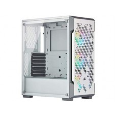 Corsair iCue 220T RGB Airflow Tempered Glass - Gaming Case - Λευκό
